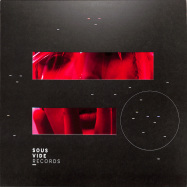 Front View : Asael Weiss - SVR001 (VINYL ONLY) - Sous-Vide Records / SVR001