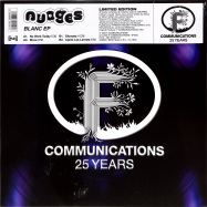 Front View : Nuages (St. Germain) - BLANC EP (REISSUE) - F COMMUNICATIONS / 267WT26133