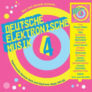 Front View : Various Artists - DEUTSCHE ELEKTRONISCHE MUSIK 4 (1971-1983) (2CD) - Soul Jazz / SJRCD459 / 05201982