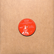 Front View : Mr Barcode / Ricardo Villalobos - THE RISE OF THE MACHINES (VINYL ONLY) - Into The Wizards Sleeve / ITWS002