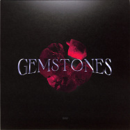 Front View : Various Artists - GEMSTONES RUBY (CLEAR RED VINYL) - RAW / RAWVA01.2