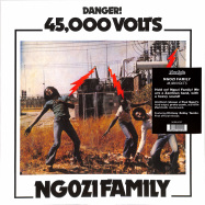 Front View : Ngozi Family - 45.000 VOLTS (LP) - Now Again / NA5201LP