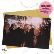 Front View : Zeitgeist Freedon Eanergy Exchange + Wayne Snow - KRUZEBERG KIX EP 1 (INC. GE-OLOGY REMIX) - Secretsundaze / Secret030