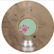 Front View : Carlos Nilmmns - INFINITY EP (CLEAR MARBLED VINYL + STAMPED SLEEVE) - Ornaments / ORN051