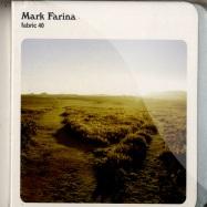 Front View : Mark Farina - FABRIC 40 - Fabric79