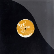Front View : Various - ART ATTACK EP (2X12) - Art Recordings / 12art005