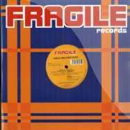 Front View : Various Artists - FRAGILE UNRELEASED TRACKS EP 1 - Fragile / frg097
