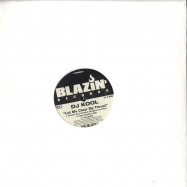 Front View : DJ Kool - OLD SCHOOL SPLIT EP - Blazin Records / Blar001
