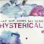 Front View : Clap Your Hands Say Yeah - HYSTERICAL (LP) - V2 Records / vvr778558