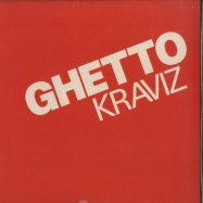 Front View : Nina Kraviz - GHETTO KRAVIZ (REPRESS) - Rekids / Rekids059