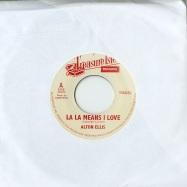LA LA MEANS I LOVE (7 INCH)