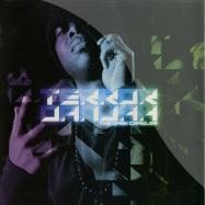 Front View : Terror Danjah - THE DARK CRAWLER (2X12 LP) - Hyperdub / HDBLP016