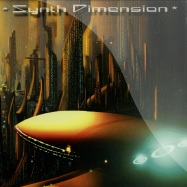 Front View : Various Artists - SYNTH DIMENSION (2X12 INCH LP) - Radio Cosmos / RC05
