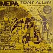 Front View : Tony Allen & Afrobeat 2000 - N.E.P.A - KS Reissues / KSTA 05