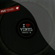 Front View : I Love Vinyl - OPEN AIR 2013 COMPILATION BOX (INCL I LOVE VINYL 2 SLIPMATS) - I Love Vinyl / ILV2013-1