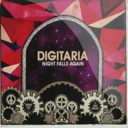 Front View : Digitaria - NIGHT FALLS AGAIN (CD) - Hot Creations / hotccd3