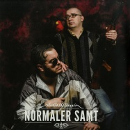 Front View : Audio88 & Yassin - NORMALER SAMT (2X12 LP + CD) - Heart Working Class / HWC003-1