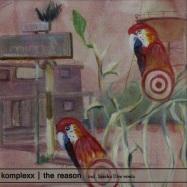 Front View : Komplexx - THE REASON (SASCHA DIVE REMIX) - Mimi Music / mimi001