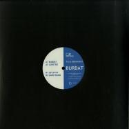 Front View : Felix Bernhardt - BURDAT - Delude Records / DRV015