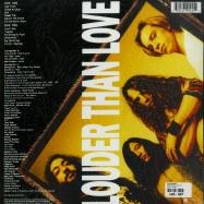 Front View : Soundgarden - LOUDER THAN LOVE (180G LP + MP3) - A & M / 4792445