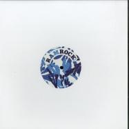 Front View : Tom Glide & Chidi - OLD SKOOL DAYZ - Ramrock Blue / RRB005