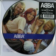 Front View : ABBA - THE NAME OF THE GAME (7 INCH PICTURE DISC) - Universal / 5762517