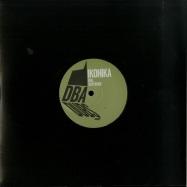 Front View : Ikonika - ORAL SUSPENSION - DBA Dubs / DUB009