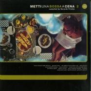 Front View : Various Artists - METTI UNA BOSSA A CENA VOL.2 (2X12 LP) - Schema Easy Series / SCEB908LP