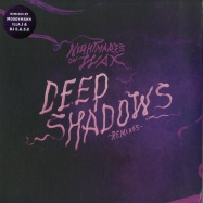 Front View : Nightmares On Wax - DEEP SHADOWS - REMIXES (12 INCH+MP3) - Warp Records / WAP421