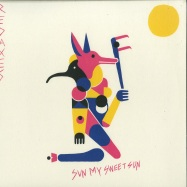 Front View : Red Axes - SUN MY SWEET SUN (2019 REISSUE, ORIGINAL ARTWORK) - Permanent Vacation / PERMVAC143
