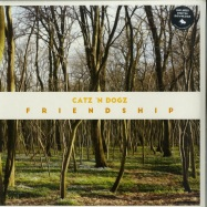 Front View : Catz N Dogz - FRIENDSHIP (2LP+MP3) - Pets Recordings / PETS102X