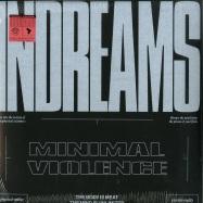Front View : Minimal Violence - INDREAMS (WHITE LP+MP3) - Technicolour / TCLRLP033