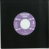 Front View : Alanna Royale - GO / I KNOW (7 INCH) - Transistor Sound / TSR014