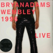 Front View : Bryan Adams - WEMBLEY 1996 LIVE (LTD WHITE 3LP) - Earmusic Classics / 0212950EMX