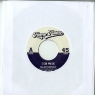 Front View : Mark Ronson / Missy Elliott - OOH WEE / WORK IT (7 INCH) - Home Hitters / Homehit003