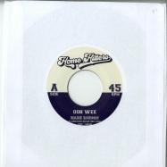 Front View : Mark Ronson / Missy Elliott - OOH WEE / WORK IT (7 INCH) - Home Hitters / Homehit003