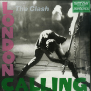 Front View : The Clash - LONDON CALLING (2019 LIMITED SPECIAL SLEEVE) (2LP) - Sony / 19075978671