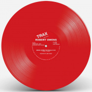 Front View : Robert Owens - BRING DOWN THE WALLS (RED VINYL REPRESS) - Trax Records / TX132RED
