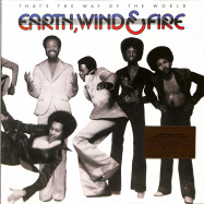 Front View : Earth, Wind & Fire - THATS THE WAY OF THE WORLD (LTD COLOURED 180G LP) - Music on Vinyl / movlp2664