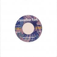 Front View : Lego Edit & Vito Lalinga - DANCEFLOOR FUNK (BLACK 7 INCH) - Legofunk Records / LGF704