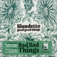 Front View : Blundetto - GOOD GOOD THINGS (CD) - Heavenly Sweetness / HS207CD