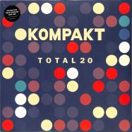 Front View : Various Artists - TOTAL 20 (2X12INCH+DL) - Kompakt / Kompakt 420