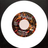Front View : Vito Lalinga - FUNKY TROPICALE (7INCH / WHITE VINYL) - Legofunk Records / LGF707W
