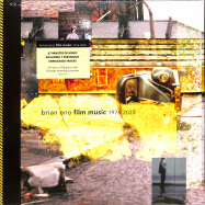 Front View : Brian Eno - FILM MUSIC 1976-2020 (2LP + MP3) - Universal / 0735719
