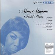 Front View : Nina Simone - PASTEL BLUES (180G LP) - Verve / 0719082