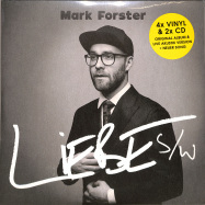 Front View : Mark Forster - LIEBE S/W (4LP + 2CD) - Four Music Local / 19439710471