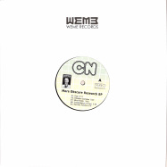 Front View : CN - MORE OBSCURE RESEARCH EP - WeMe Records / WeMe313.31