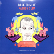 Front View : Fatboy Slim - BACK TO MINE (2LP + MP3) - Back To Mine / Backlp31