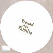 Front View : Freund Der Familie - PANORAMA MIXES (10 INCH WHITE VINYL) - Freund Der Familie / FDF009