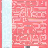 Front View : Nuron / As One - LA SOURCE 02 (CLEAR RED 180G VINYL) - De:tuned / ASGDE032LTD